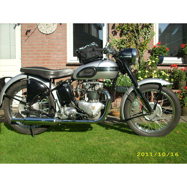Moto Vendues Triumph T100 Alu Hound Motorcycle