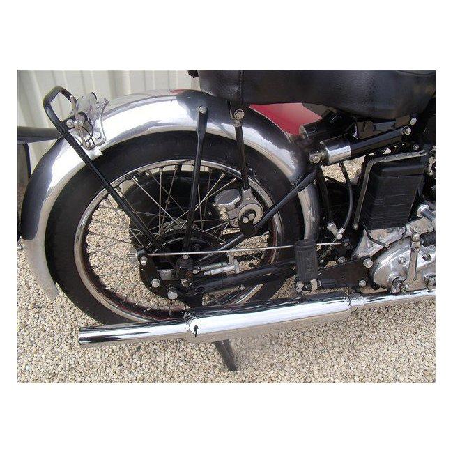 moto vendues vincent comet hound motorcycle. Black Bedroom Furniture Sets. Home Design Ideas