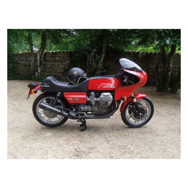 moto vendues moto guzzi le mans 2 hound motorcycle. Black Bedroom Furniture Sets. Home Design Ideas