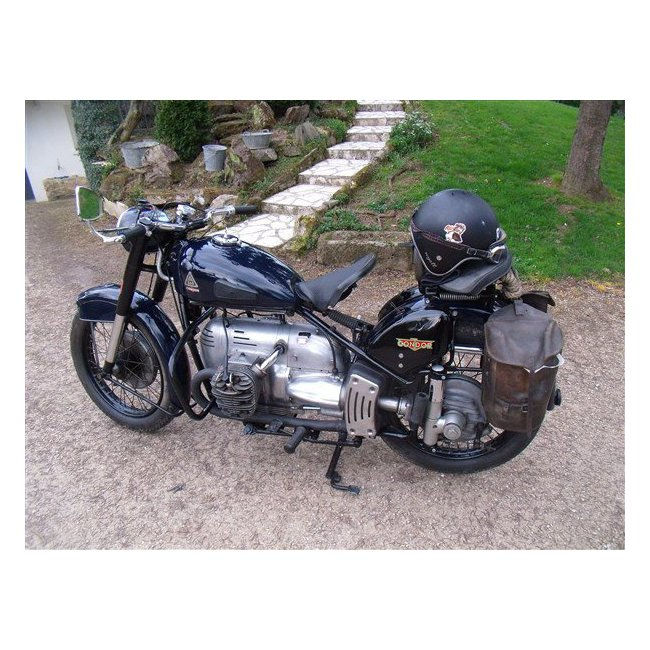 moto vendues condor a580 hound motorcycle. Black Bedroom Furniture Sets. Home Design Ideas