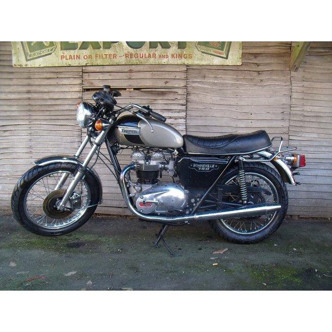 Moto Vendues Triumph T140 Hound Motorcycle
