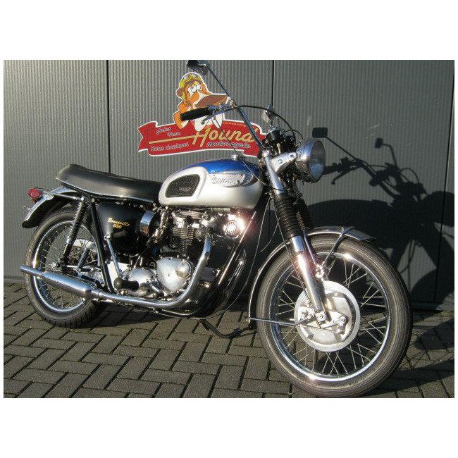 moto vendues trimph bonneville t120 hound motorcycle. Black Bedroom Furniture Sets. Home Design Ideas