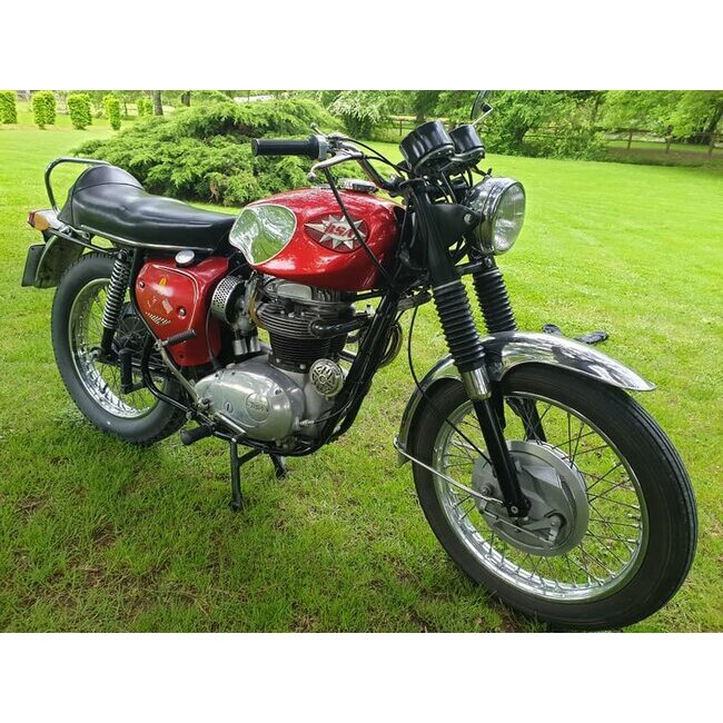 BSA A 65 Firebird