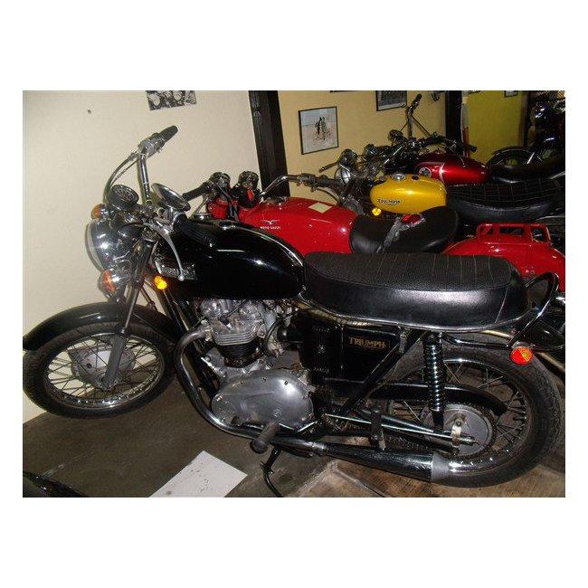 moto vendues triumph bonneville 1971 hound motorcycle. Black Bedroom Furniture Sets. Home Design Ideas
