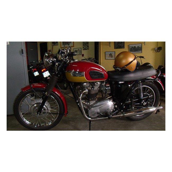 moto vendues triumph t 120 1970 hound motorcycle. Black Bedroom Furniture Sets. Home Design Ideas