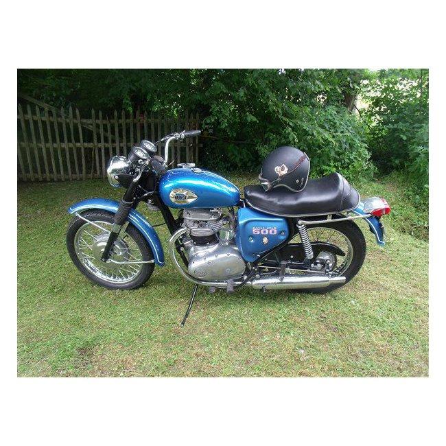 moto vendues bsa royal star hound motorcycle. Black Bedroom Furniture Sets. Home Design Ideas