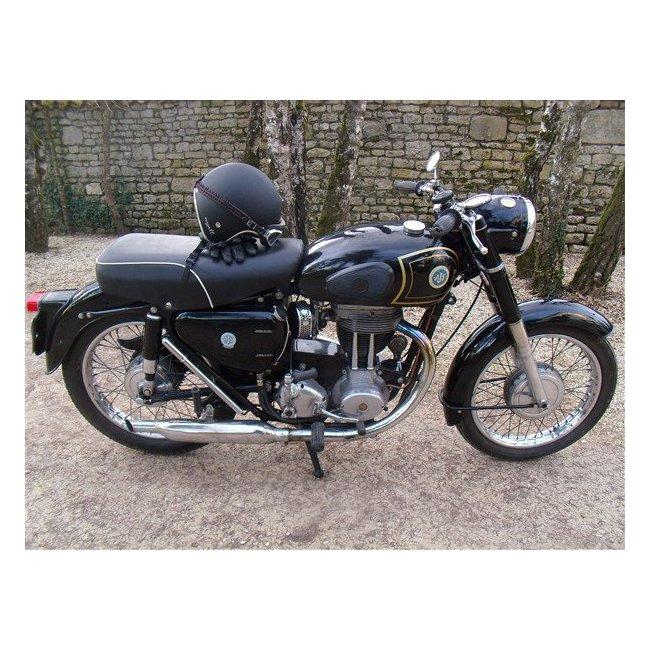 moto vendues ajs 18 hound motorcycle. Black Bedroom Furniture Sets. Home Design Ideas