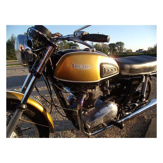 moto vendues triumph bonneville hound motorcycle. Black Bedroom Furniture Sets. Home Design Ideas