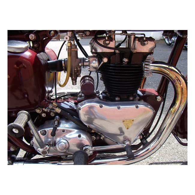 moto vendues triumph speed twin hound motorcycle. Black Bedroom Furniture Sets. Home Design Ideas