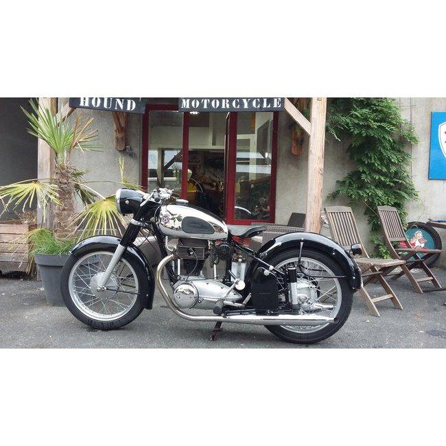 moto vendues horex 350 regina hound motorcycle. Black Bedroom Furniture Sets. Home Design Ideas