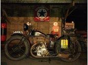 hound motorcycle la moto ancienne avec un suppl ment d 39 me. Black Bedroom Furniture Sets. Home Design Ideas