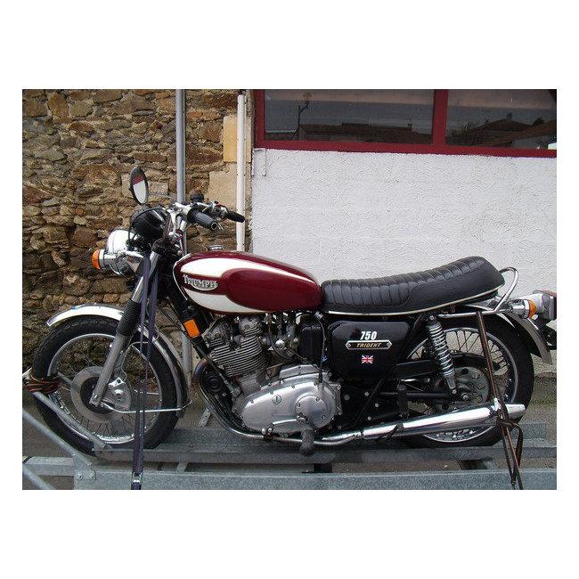 moto vendues triumph t160 hound motorcycle. Black Bedroom Furniture Sets. Home Design Ideas